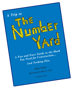 The Number Yard Book